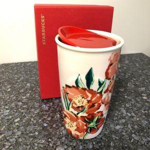 ✨Starbucks 10oz Ceramic Travel Mug